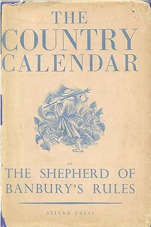 The Country Calendar Or the Shepherd of: Claridge, John and