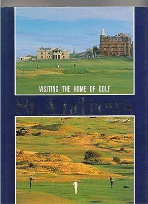 Visiting the Home of Golf: St Andrews: Akiyama, Masakuni