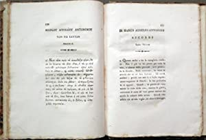 Ricordi di Marco Aurelio. Di Marco Aurelio: MARCO AURELIO ANTONINO