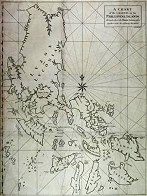 A Chart of the Channel in the Philippine Islands through which the Manila Galeon Passes togheter ...