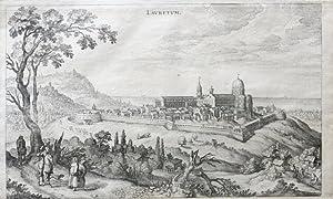 Lauretum (Loreto).: MERIAN, MATTHEUS.