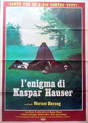 L'Enigma di Kaspar Hauser.: HERZOG, WERNER.
