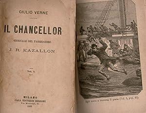 Il Chancellor. Giornale del Passeggero.: VERNE, JULES.