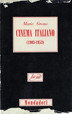 Cinema italiano (1903-1953).