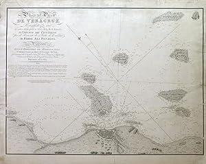 Plano del Puerto de Vera Cruz. Levantado: ALI PONZONI, FABIO.