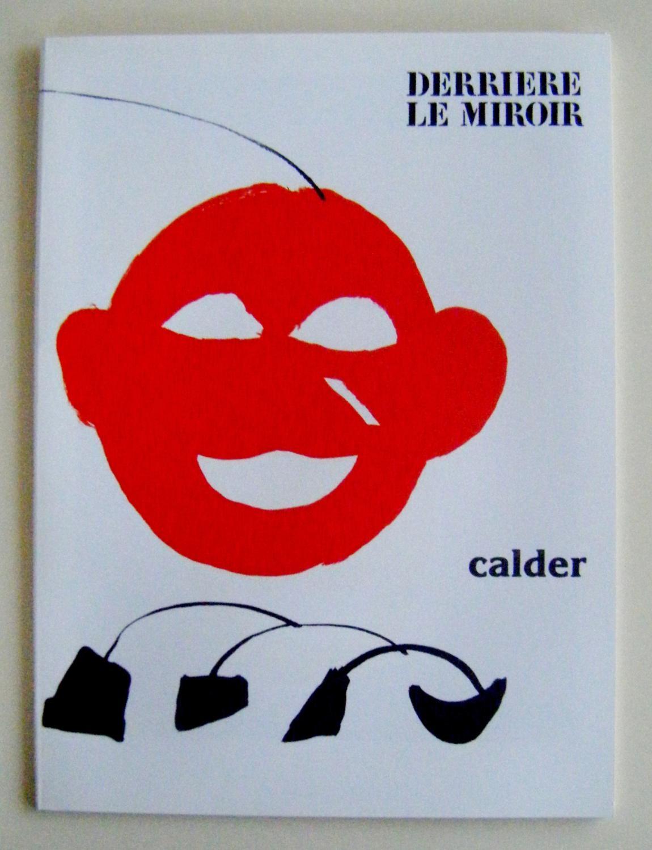 Derriere le miroir 221 calder by fremon jean and jean for Maeght derriere le miroir