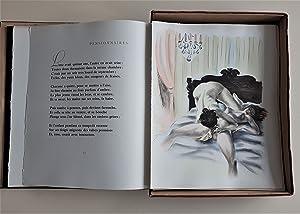 Oeuvres libres. Amies, Femmes, Hombres. Suivies du Sonnet du Trou du cul par Paul Verlaine et ...