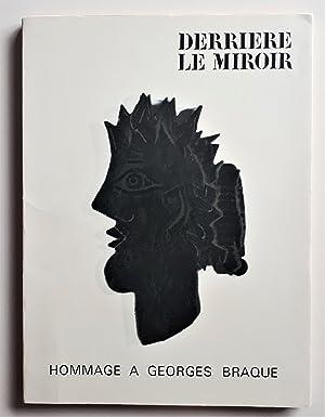Hommage a Georges Braque. Derriere le Miroir: Braque, Georges, Pablo