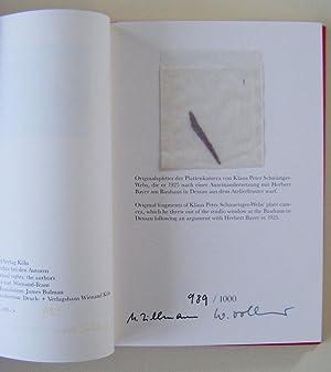 Meisterwerke der Fotokunst. Sammlung Tillmann und Vollmer: Tillmann, Ulrich and Wolfgang Vollmer