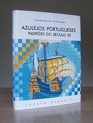 Portuguese Ceramic Tiles : XX Century Patterns / Azulejos Portugueses. Padroes do Seculo XX &#...