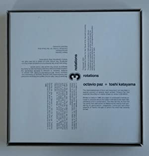 3 Notations - 3 Rotations: Paz, Octavio and Toshi Katayama