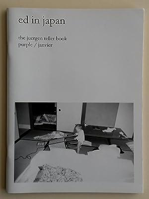 Ed in Japan. The Juergen Teller Book: Juergen Teller