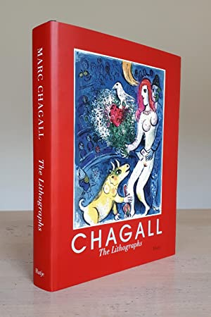 Marc Chagall: The lithographs - La Collection: Chagall, Marc /