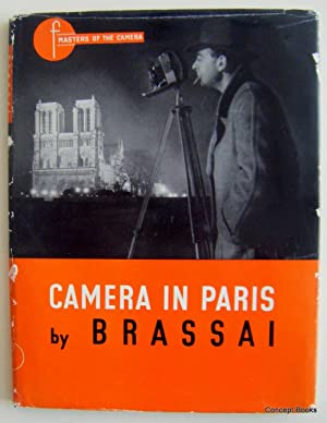 Camera in Paris (Signed)