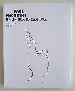 Paul McCarthy - Brain Box Dream Box: McCarthy, Paul / Eva Meyer-Hermann