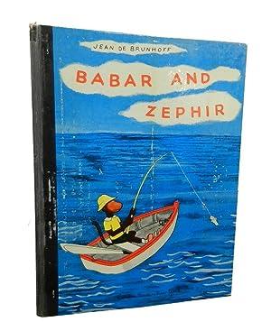 Babar and Zephir: Brunhoff Jean de