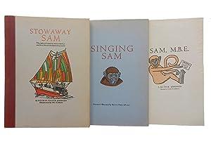 Stowaway Sam; Singing Sam; Sam MBE (3: Johnson Ruth and
