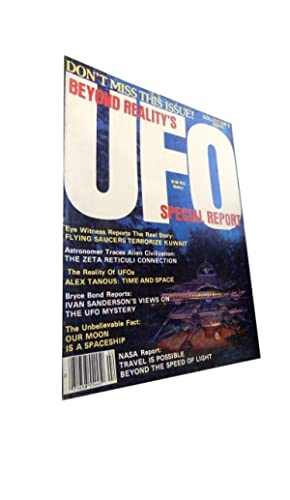 Beyond Reality: UFO Special Report: Belil Harry (ed)