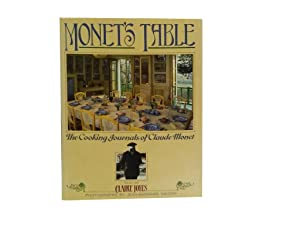 Monet's Table: The Cooking Journals of Claude Money