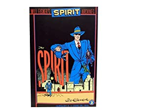 Will Eisner's The Spirit Archives Volume 2: January 5 to June 29 1941