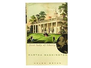Martha Washington: First Lady of Liberty: Bryan Helen