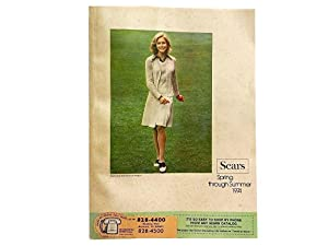 Sears: Spring Through Summer 1974