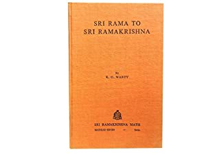 Sri Rama to Sri Ramakrishna: Warty Kashinath
