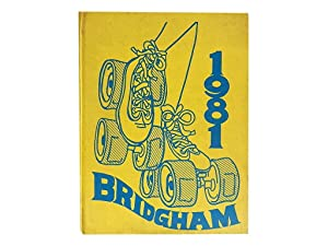 Bridgham Middle School 1981 Yearbook
