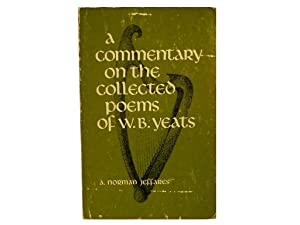 A Commentary On the Collected Poems of: Jeffares A Norman