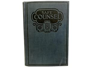 Safe Counsel or Practical Eugenics: To Which: Jefferis B G;