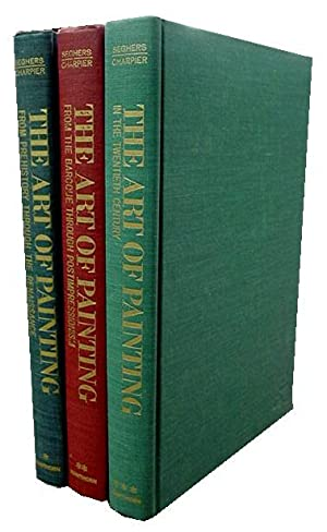 The Art of Painting; 3 volumes