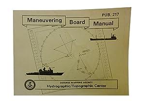 Maneuvering Board Manual Pub 217