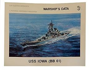 The Floating Drydock's Warship's Data 3: USS: Sumrall Robert F
