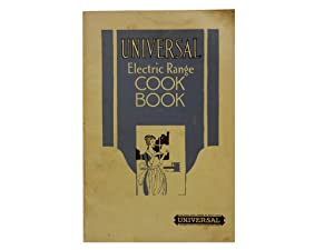 Cook Book and Chart for Universal Electric Ranges