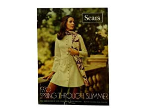 Sears 1970 Spring/Summer