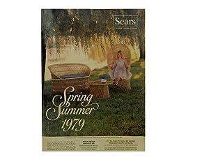 Sears 1979 Spring/Summer