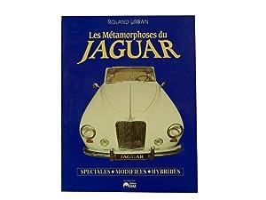 Les Metamorphoses du Jaguar: Speciales Modifiees Hybrides: Urban Roland