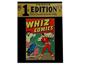 1st Famous Edition Vol 1 No F-4: Whiz Comics 1940