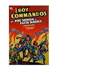 The Boy Commandos Vol One