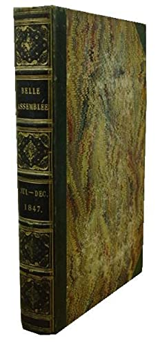 The New Monthly Belle Assemblée; Vol XXVII; July-Dec 1847: fashion)