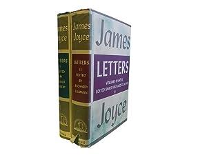Letters of James Joyce (2 vols): Joyce James; Gilbert