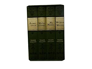 Four Mysteries (4 vols): Armadale The Moon: Collins Wilkie