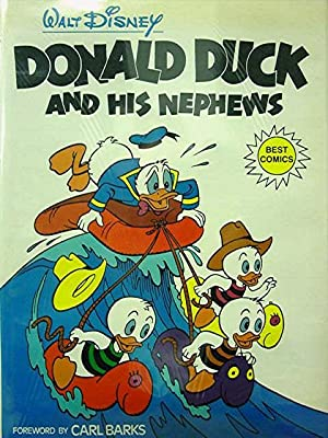 Donald Duck and His Nephews: Disney Walt