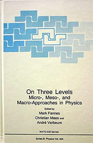On Three Levels: Micro- Meso- and Macro-Approaches: Fannes Mark Christian