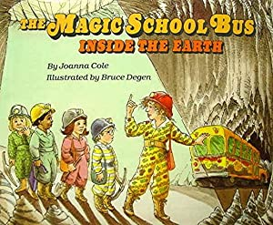 The Magic School Bus Inside the Earth: Cole Joanna