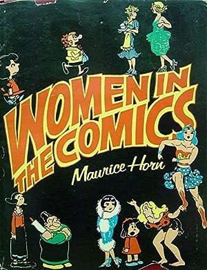 Women in the Comics: Horn Maurice