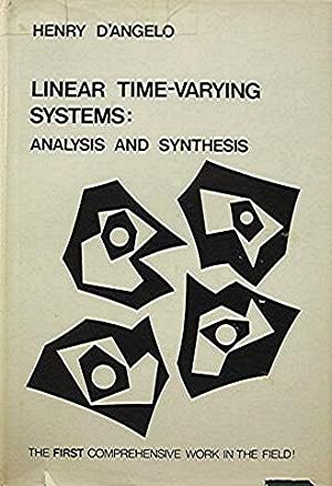 Linear Time-Varying Systems: Analysis and Synthesis: D'Angelo Henry