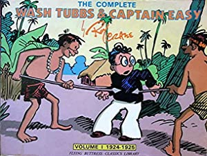 The Complete Wash Tubbs & Captain Easy Vol I 1924-1925