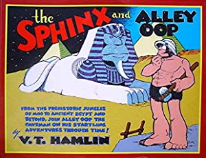 The Sphinx and Alley Oop