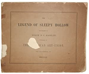 Illustrations of the Legend of Sleepy Hollow: Darley Felix O